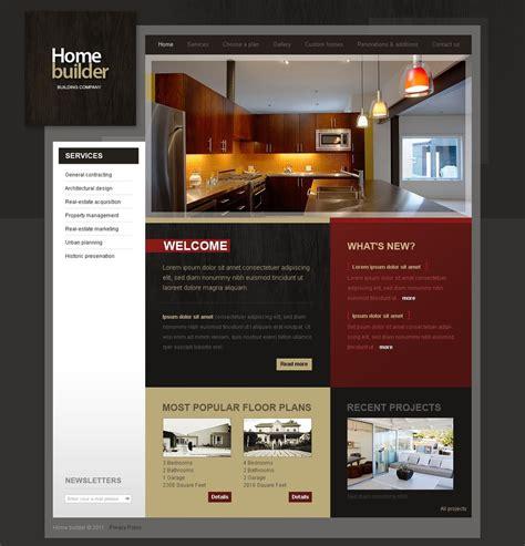 construction company website templates free construction company website template 32615