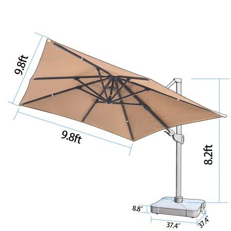 How to Choose a Patio Umbrella   Patio Umbrella Buying