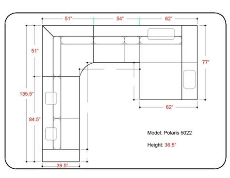 How To Measure For A Sectional Sofa Hereo Sofa How To Measure A Sectional Sofa