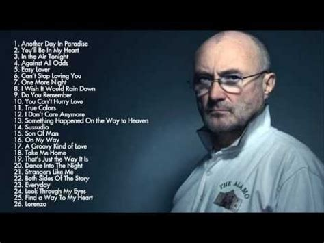 phil collins genesis greatest hits phil collins s greatest hits album best song of