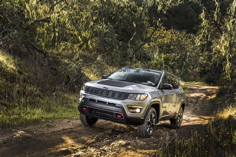 jeep compass trailhawk 2017 black 2017 jeep compass reviews and rating motor trend canada
