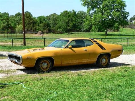 plymouth bb cheap 1971 plymouth roadrunner for sale buy american car