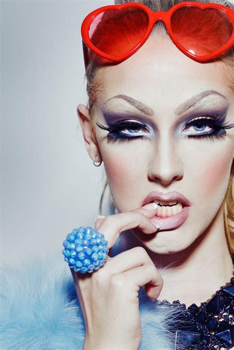 tutorial makeup queen fabulous drag queen makeup tutorial by ellimacs