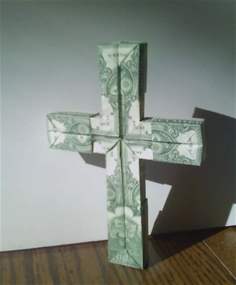 Origami Cross - 1000 images about lent on