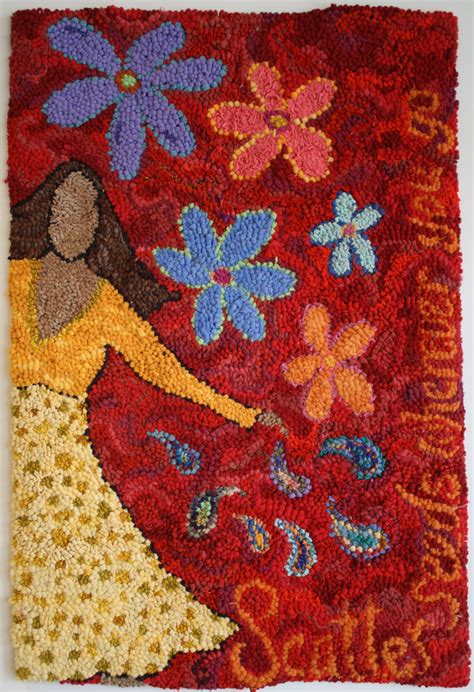 rug shooing rug hooking 101 a how to guide for beginner rug hookers