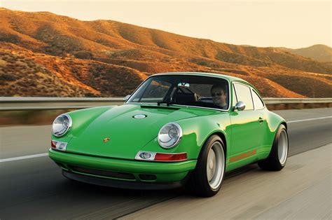 porsche green singer racing green porsche 911 porsche mania