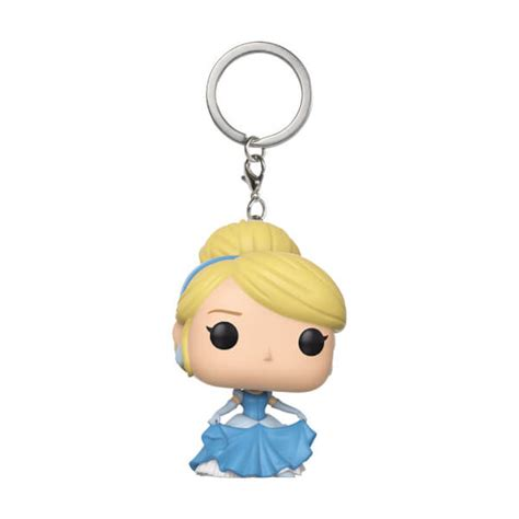 disney princess cinderella pop keychain pop in a box us