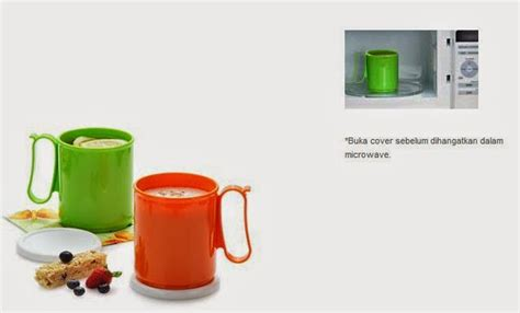 Jumbo Mug Tupperware 2 Buah jumbo mug 2 tupperware indonesia promo november 2016