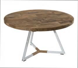 Délicieux Table De Nuit Pas Cher Conforama #1: Table-basse-ronde-bois-pas-cher-559x489.jpg