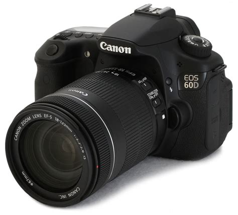 Canon 60d Only canon 60d review optics