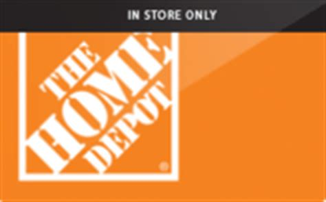 Buy Home Depot Gift Card - buy gift cards discount gift cards from over 1 000 stores raise com