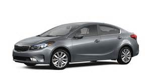 Kia Forta 2017 Kia Forte Color Options
