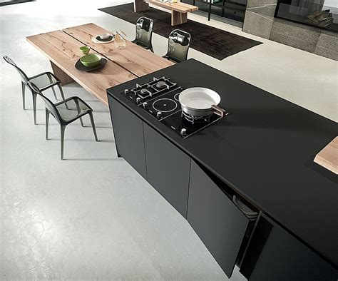 kitchen island steckdose sophisticated contemporary kitchens with cutting edge design