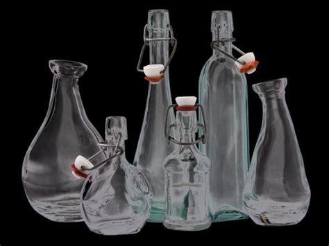 como decorar botellas en vidrio reciclaje ideas para decorar botellas de cristal o de