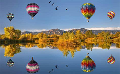 hot air balloon desktop wallpapers hot air balloons wallpapers