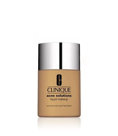 Clinique Acne Solution acne solutions liquid makeup clinique