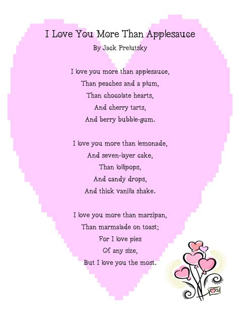 poem for child adorable valentines day poems and songs quot i you