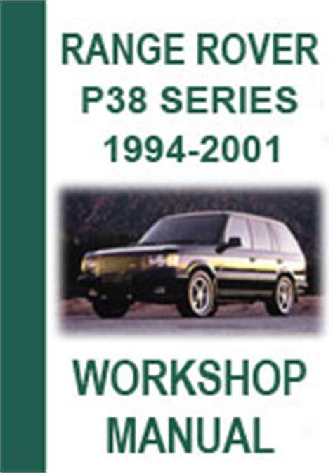 motor auto repair manual 2001 land rover range rover security system range rover p38 1994 2001 workshop repair manual