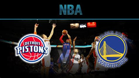 detroit pistons vs golden state warriors odds, nba predictions