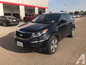 2016 kia sportage ex ex 4dr suv for sale in lubbock