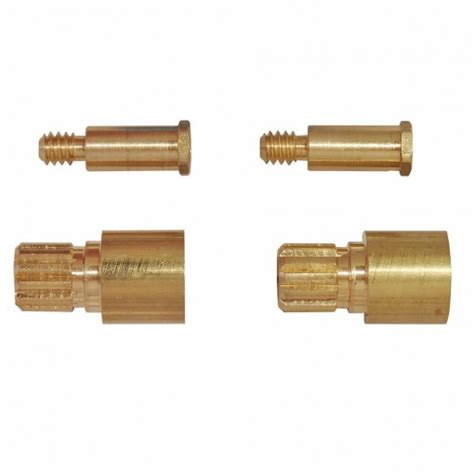 stem extension kit in brass for price pfister faucets danco