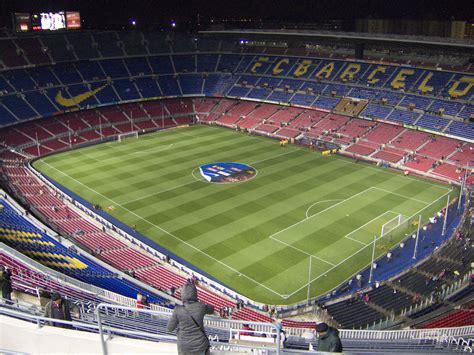 barcelona football football players in brief football stadiums
