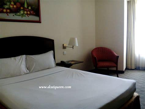 Tempat Tidur Empuk hotel strategis dan murah di bukit bintang hotel dekat