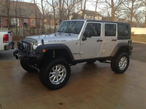 2007 Jeep Unlimited Rubicon Find Used 2007 Jeep Wrangler Unlimited Rubicon Price