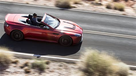 Aston Martin Vantage Roadster Price by Aston Martin Vantage Roadster Review Top Gear