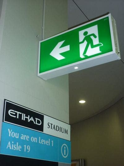 emergency and exit lighting standards