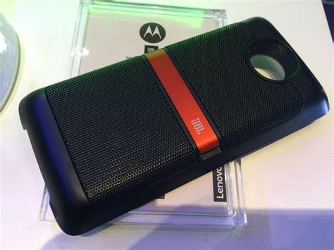 Promo Jbl Soundboost Speaker Mods For Moto Z And Moto Z Play Black T moto z moto mods speaker power pack projector and