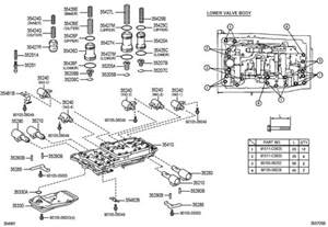 Lexus Transmission Parts Check Vsc Light Need To Replace Transmission Page 6