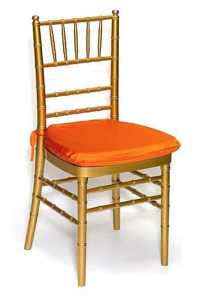 Pumpkin Chair Covers by Fuchsia Tangerine Brocade Cloth Connection