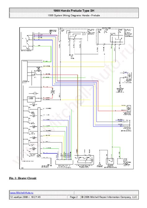 96 honda prelude wiring diagram 96 get free image about