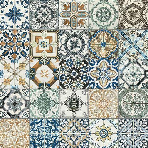 gemusterte fliesen 20x20cm nikea mix pattern tile set laundry kitchens and