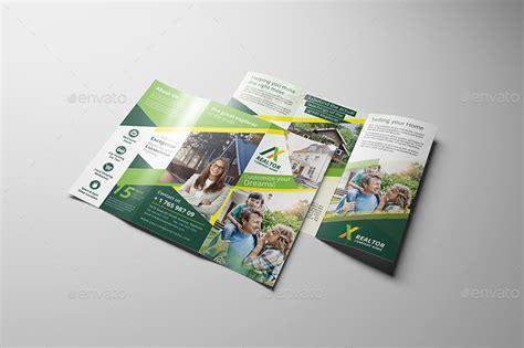realtor brochure template realtor tri fold brochure template by wutip2 graphicriver
