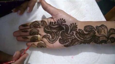 henna design youtube youtube mehndi designs arabic makedes com