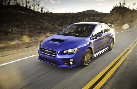 subaru sti 02 2015 subaru wrx sti front three quarter in motion 02 photo 47