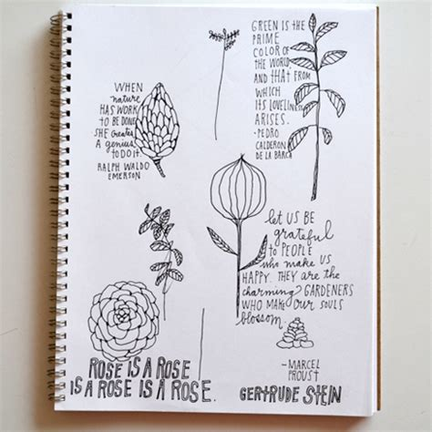 sketchbook quote quotes about sketch books quotesgram