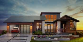 Tesla Solar Roof Tesla Solar Roof And Powerwall 2 Reveal Details Gallery