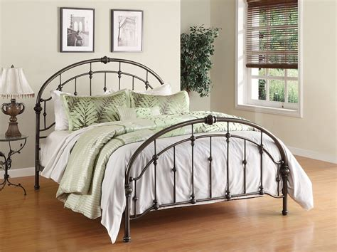 Iron Bed Frame Iron Bed Frames Decofurnish