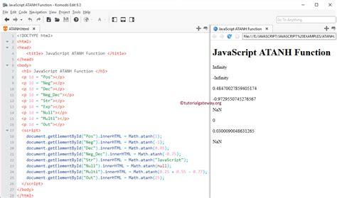 javascript pattern integer javascript atanh function