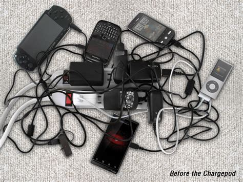 The Chargepod 6 Way Charger Forget Clutter by Review Callpod Chargepod Berryreview