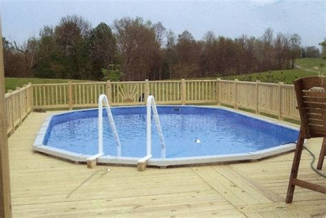 Free Home Designs by Above Ground Pool Deck Image Swimming Pool Designs