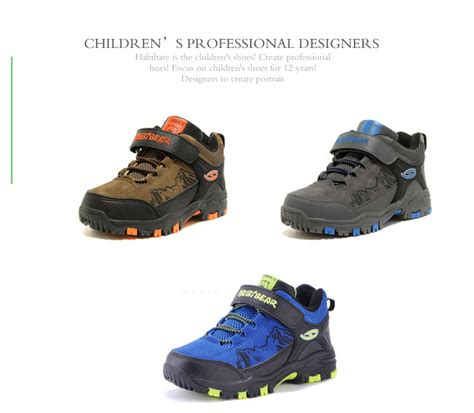 hobibear 2015 new child top brand sports shoes wholesale