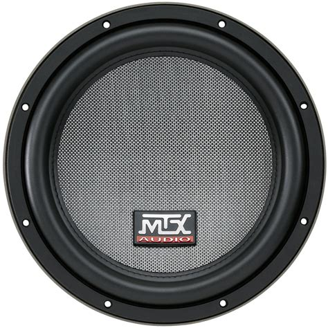 Speaker Subwoofer Acoustic 12 Inch t812 44 mtx 12 inch car subwoofer mtx audio serious about sound 174