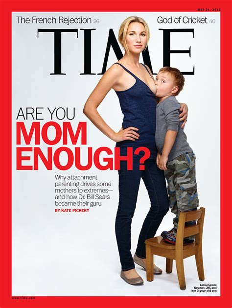 time magazine cover are you mom enough may 21 2012