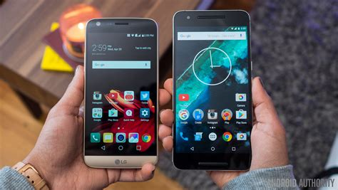 Cr 7 Asus Zenfone 2 Custom lg g5 vs nexus 6p android authority