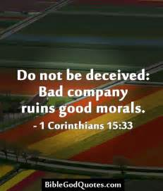 Bad Company Ruins Morals Essay by Morals Quotes Quotesgram