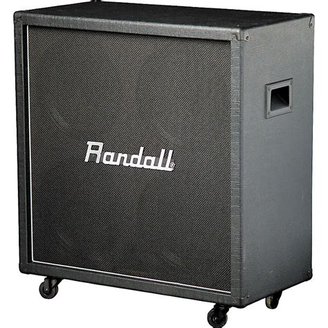Randall Bass Cabinet by Randall Rx412 4x12 Speaker Cabinet Vinyl Cover Rand010